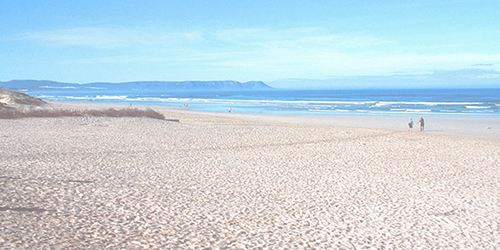 Mossel Bay Activities - Beaches