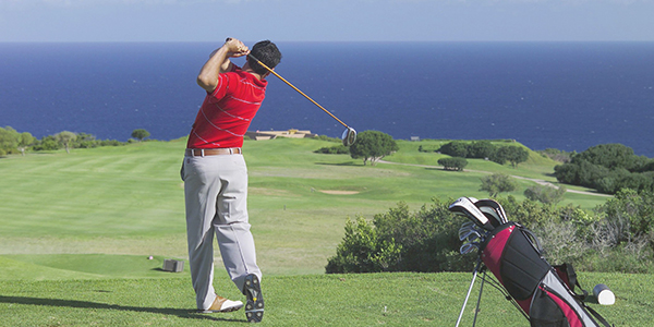 Mossel Bay Activities - Golf