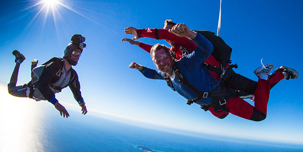 Mossel Bay Activities - Skydiving